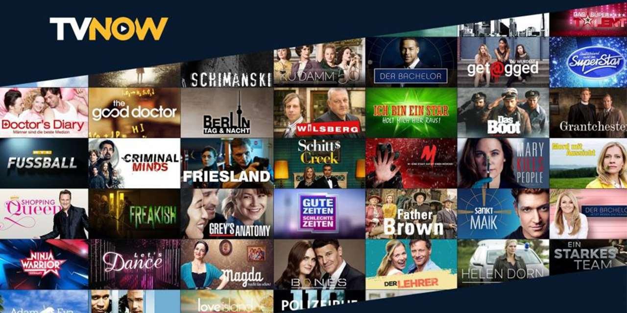 TVNOW (ehemals RTLnow) auf dem Fire TV – September 2020